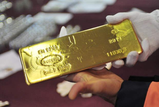 Экономист оценил мнение, что золото теряет инвестпривелкательность