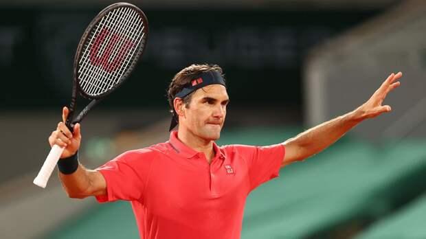 Роджер Федерер принял решение сняться с «Ролан Гаррос»