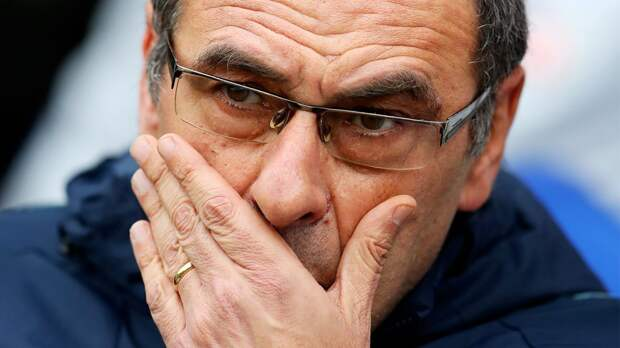 Источник: Сарри и «Лацио» договорились о заключении контракта