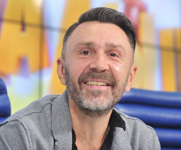 Сергей Шнуров стал многодетным отцом