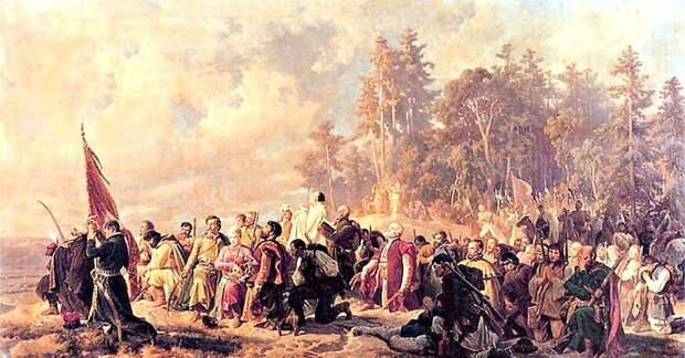 900 русских против 5000 поляков: невероятная победа Суворова