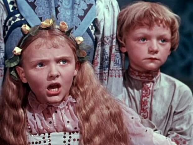 Кадр из фильма *Марья-искусница*, 1959   Фото: liveinternet.ru