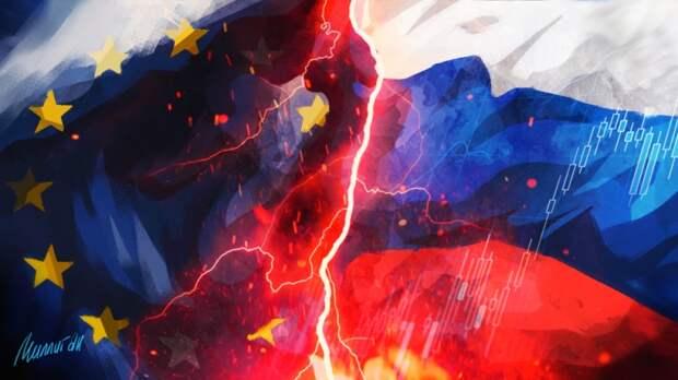США подрывают безопасность Европы, вводя санкции против России