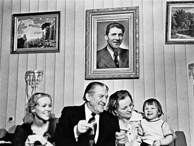 Николай Крючков. Легенда советского кино