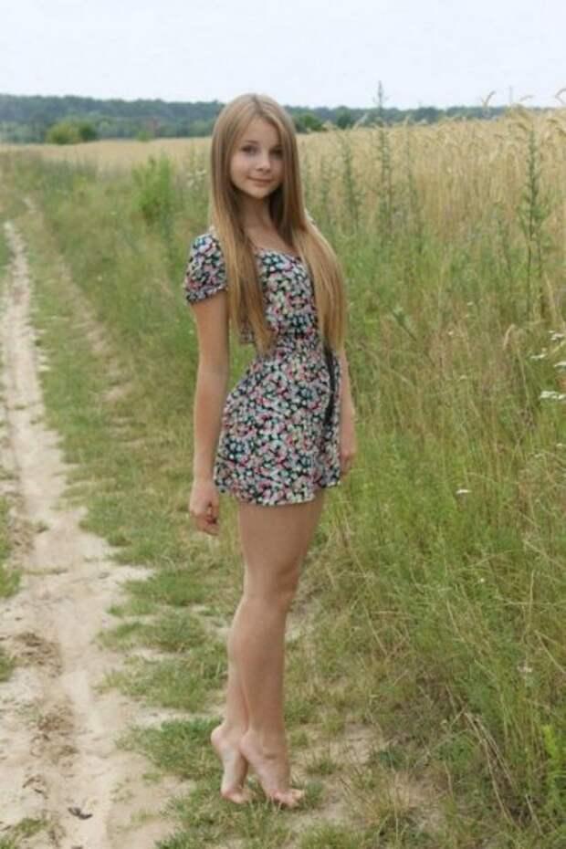 Красивые девушки из соц.сетей