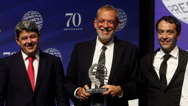 Писательница Кармен Мола выиграла крупнейшую литературную премию