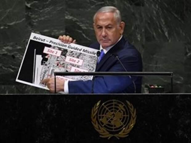 Израиль наносит удар по Бейруту с помощью нового оружия