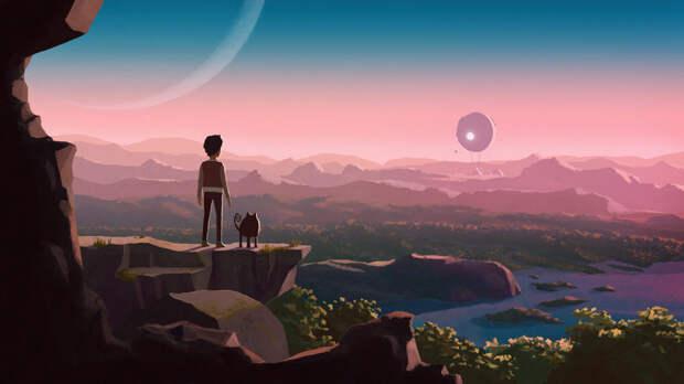 Когда выйдет поразительно красивый платформер Planet of Lana