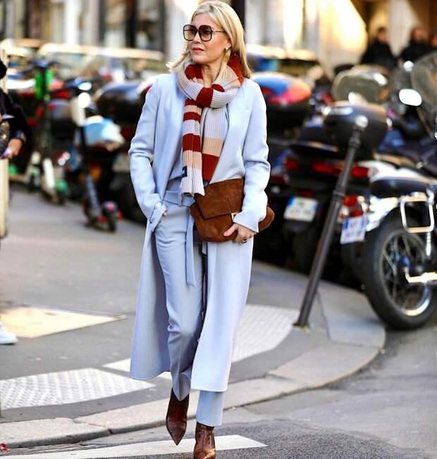 Модные тренды 2021 для леди старше 50 лет: 13 идей для создания стильного образа