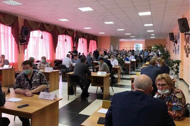 Выездной прием граждан пройдет в Старожиловском и Пронском районах 10 июня