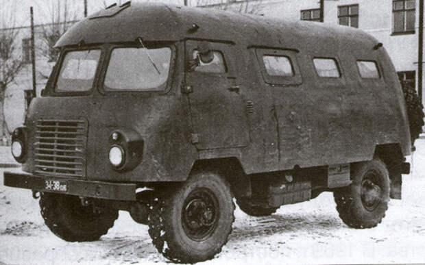 «Шишига» молодости нашей: история грузовика-миллионника ГАЗ-66