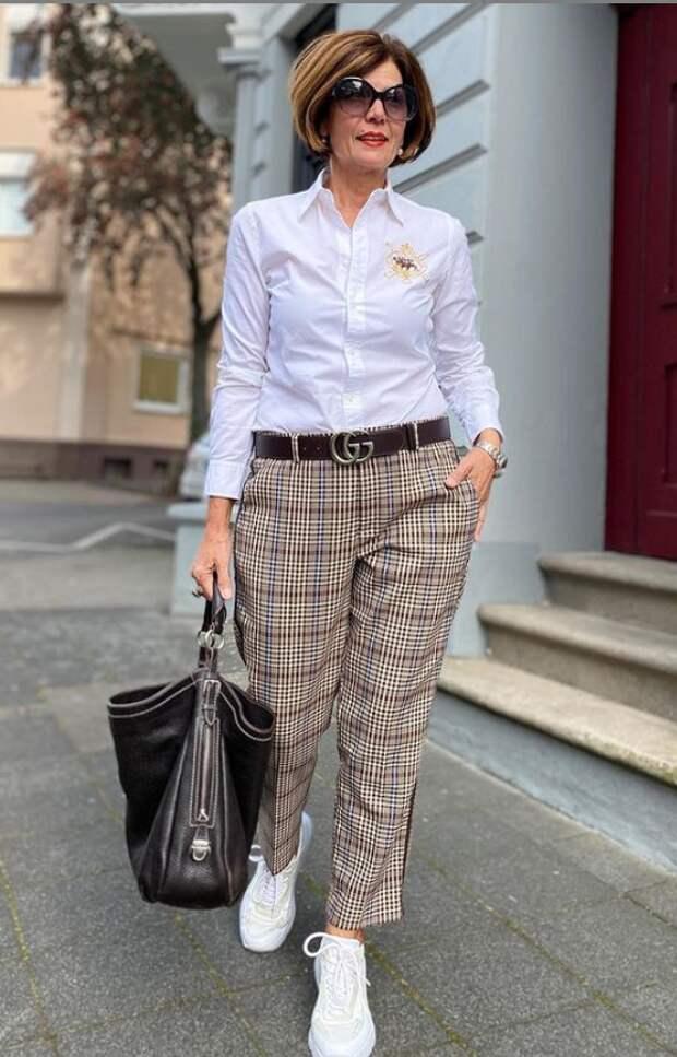 Как в 50 выглядеть настоящей леди