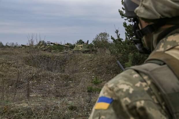 Американские военные прибыли с последней проверкой в зону конфликта в Донбассе