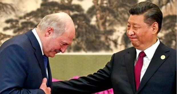 Китай наказал Лукашенко за антироссийские скачки