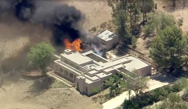 Стрельба у пожарной части в Калифорнии: Как минимум 1 пострадавший