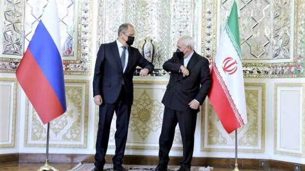 Иран отвечает