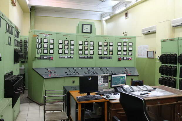 21 советская комната управления