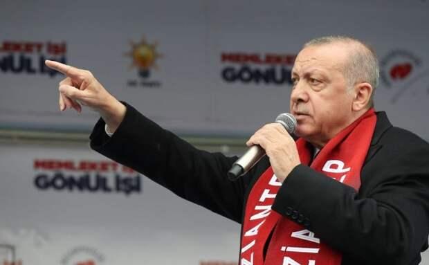 Эрдоган озвучил одного из главных партнеров Турции