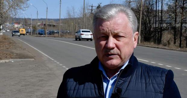 Мэр Братска: Почему не делаем полный ремонт дорог? Потому что денег не хватает