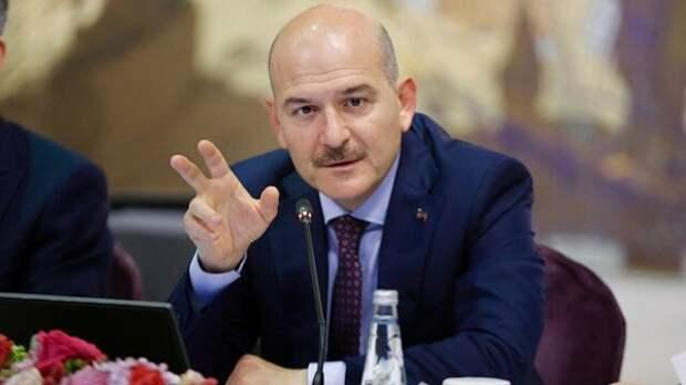 МВД Турции назвало точное число «террористов» внутри страны