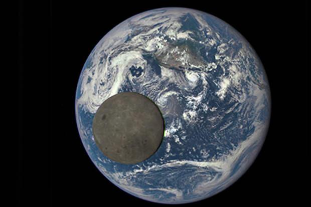 Китайский аппарат в глубоком космосе сделал уникальные снимки (ФОТО)