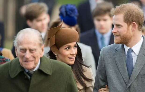 У Меган Маркл и принца Филиппа была «особая связь, и она его обожала»