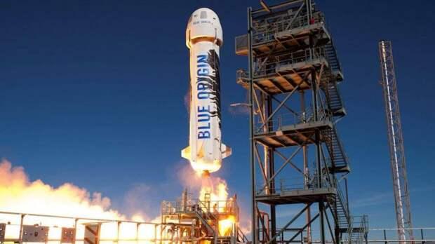 Джефф Безос разыграет полет в космос на онлайн-аукционе