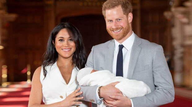 Первое фото новорожденной дочери принца Гарри и Меган Маркл могут показать по-особенному