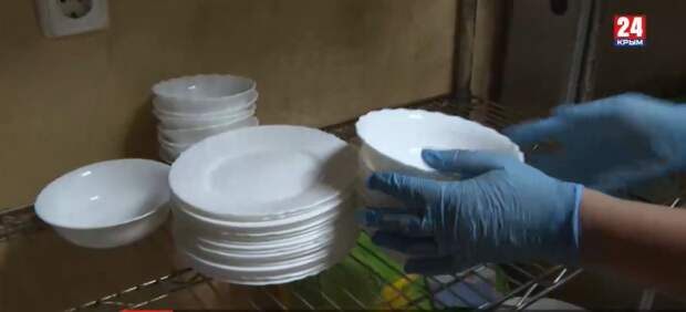 Ограничение воды: как в Симферополе готовятся столовые, детсады и школы