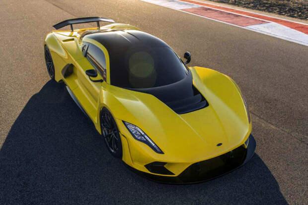 Топ-быстрых машин мира