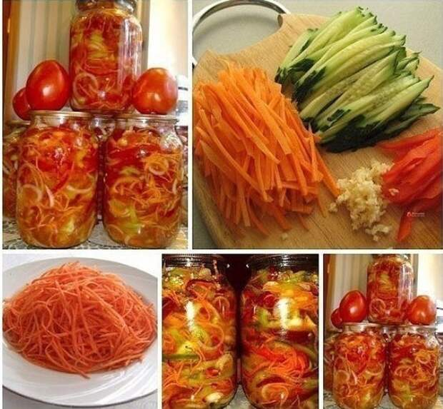 ВКУСНЕЙШИЙ салат на зиму