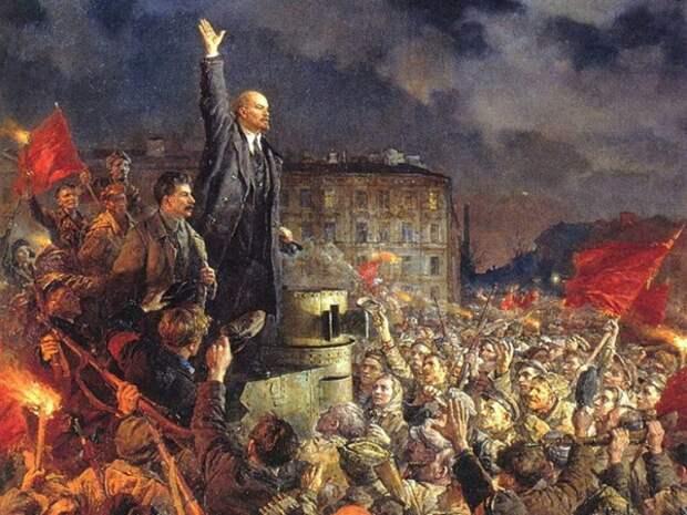 Кто был действительным вождём Октябрьского переворота 1917 года