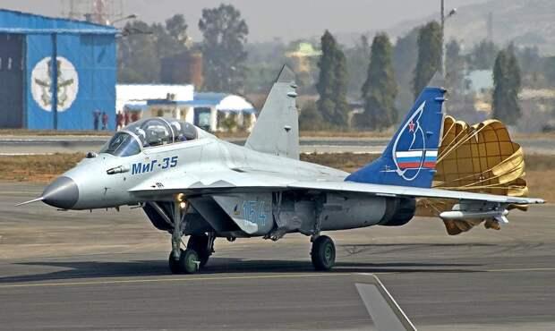 Новые «МиГ-35» смогут садиться в беспилотном режиме!