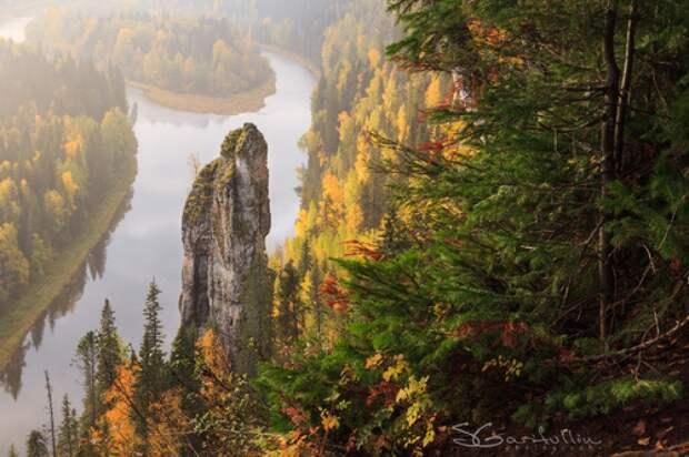 Фотоподборка: Уральские пейзажи - цветная гордость России