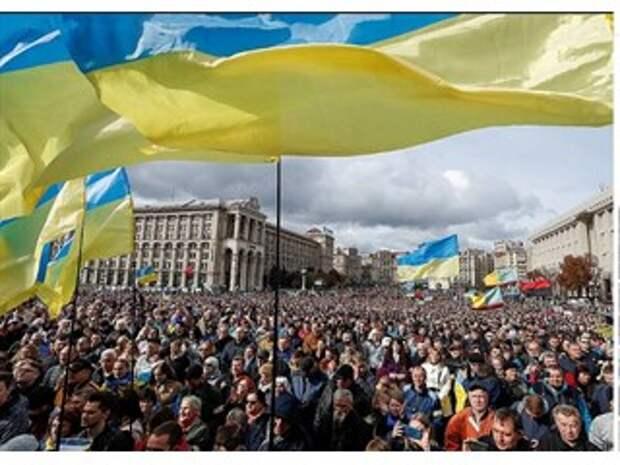 «Достижения» Украины за годы «независимости»