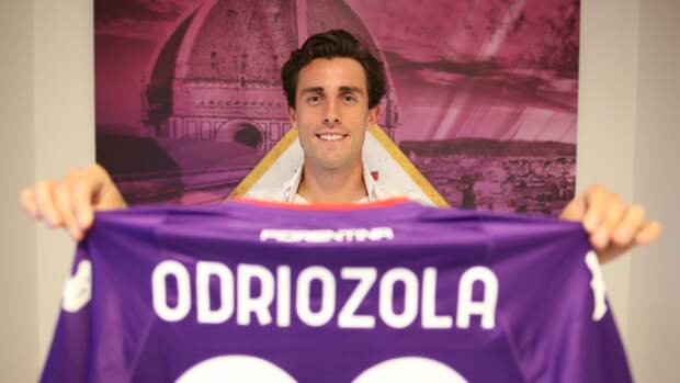 «Фиорентина» арендовала Одриосолу у «Реала»
