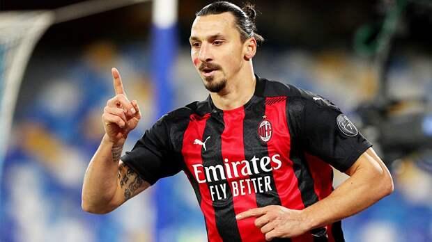 Ибрагимович: «Буду продолжать играть за «Милан», пока чувствую себя хорошо. Потом поговорим о моем контракте»