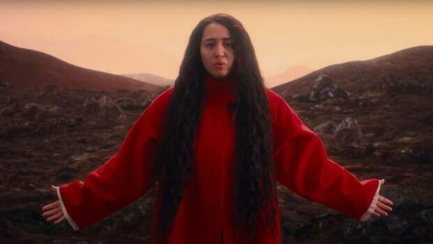 Манижа призналась, что гордится выступлением на Евровидении на русском языке