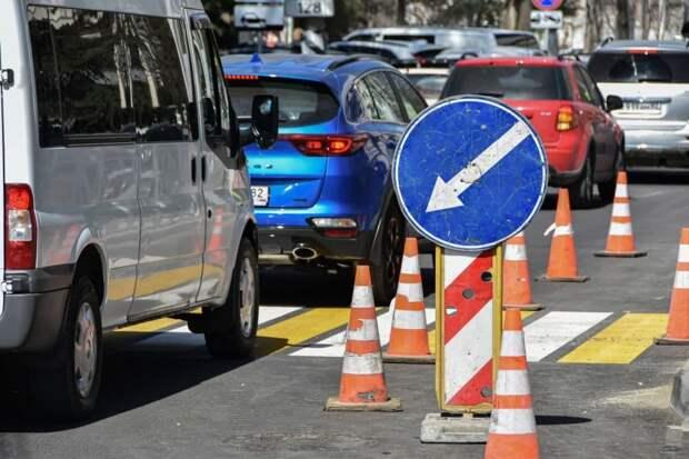 22 июня в Симферополе временно ограничат движение по улице Павленко