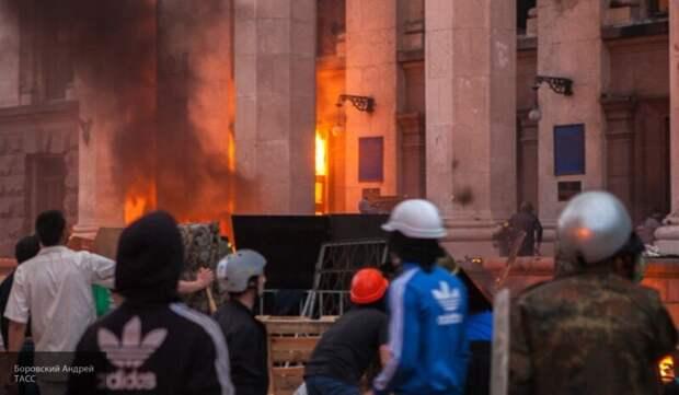 Трагедия в одесском Доме профсоюзов: преступление так и не расследовано