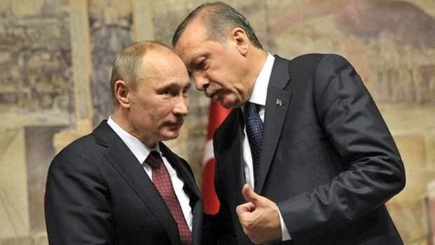 Валерий Соловей рассказал о «непростом для Путина» разговоре с Эрдоганом по Карабаху