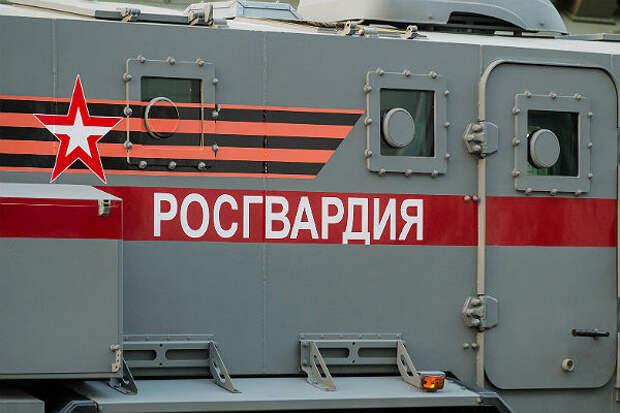 Росгвардия и ФСБ уничтожили в Чечне тайник с боеприпасами времен войны
