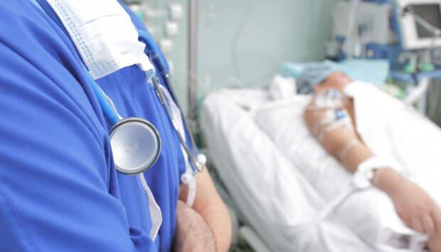 Новые пациенты с пневмонией пополнили больницы Карелии