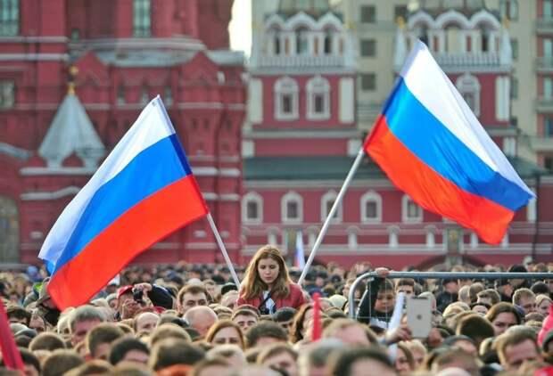 We are Russian. Мы – русские. Не пробуйте нас переделать