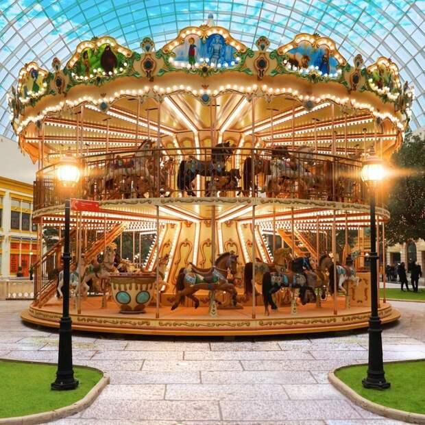 8 фактов о самом большом в Москве парке развлечений «Остров Мечты»
