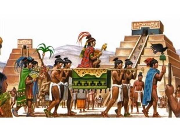 Тридцать удивительных и жутких фактов о цивилизации ацтеков