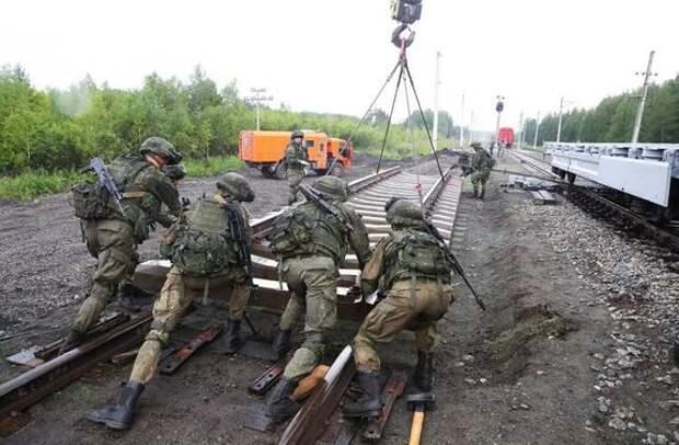 Войска ВВО примут участие в реконструкции БАМа