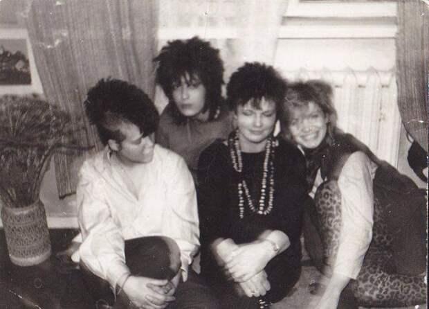 70 искренних фотографий эстонской панк-культуры 1980-х годов 69