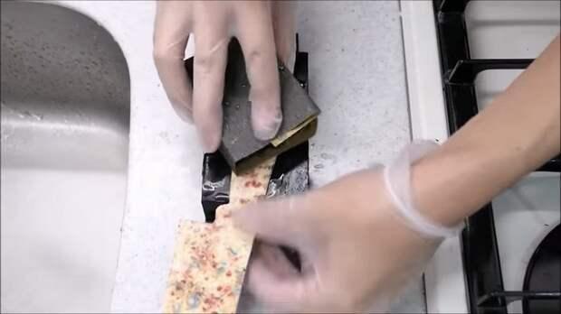 Невероятный нож своими руками. Всегда пригодится и режет отлично