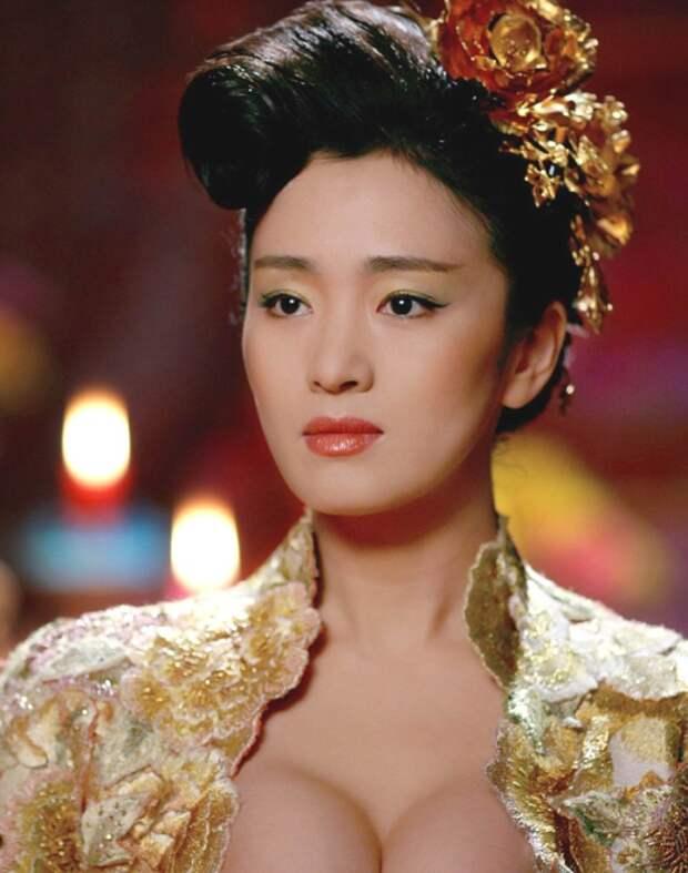 Самые красивые китайские актрисы
